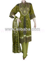 Afghani Style Frock