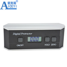 Promotional Electronic Digital Inclinometer Angle Meter Ruler