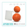 Wholesale a set Spiky Massage Ball, Lacrosse ball in a mesh bag