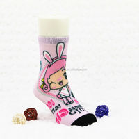 Cutest colourful knitting Newborn baby socks ankle support socks with no elastic