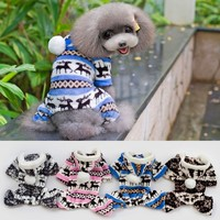 2015 DogLemi Winter Pet Dog Apparel / Overalls Clothes / Clothing / Coat