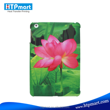 Hottest Custom 3D Sublimation Polymer Tablet Case for iPad Mini of Cheap Price.