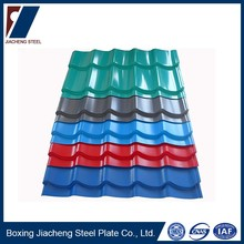 Prepainted corrugated gi color 0.7 mm thick aluminum zinc roofing sheet/gi sheet price