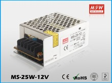 ac to dc meanwell led driver SMPS 25w 12v 2a ms power supply