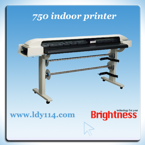 High quality ciss large format novajet 750 indoor printer