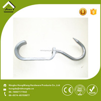 Factory Stainless steel meat hanging hook DIN 5047 made in china Ningbo