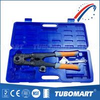 Crimping Tool Pressing clamp hand Tool ket set crimping tools for PEX AL PEX pipe press fittings 2016 NEW!