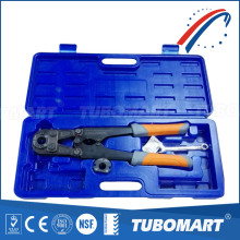 Crimping Tool Pressing clamp hand Tool ket set crimping tools for PEX AL PEX pipe press fittings 2016 NEW!