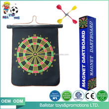 Magnet Dart board for kids with 4 darts/Children dart board set