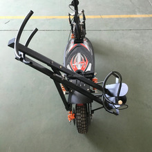 Most powerful 2000W electric motorbike in yongkang