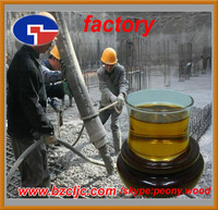 high performance concrete admixture-water reducing agent/pumping agent