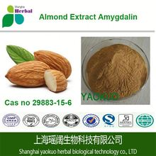 100% natural Amygdalin Tablets Material Apricot Seeds Bitter Almonds Extract