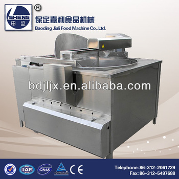 Commercial fried chicken machine
