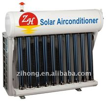 Cheap DC inverter solar air conditioner price without solar panel