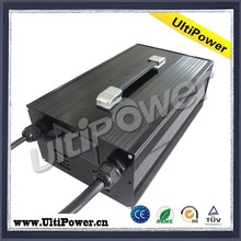 Ultipower 48V 25A automatic high frequency houseboat battery charger for golf cart/car