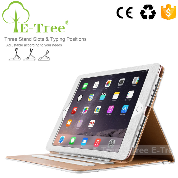 Luxury Folio Case Leather Magnetic Tablet Smart Cover For Apple Ipad Pro 9.7 Inch