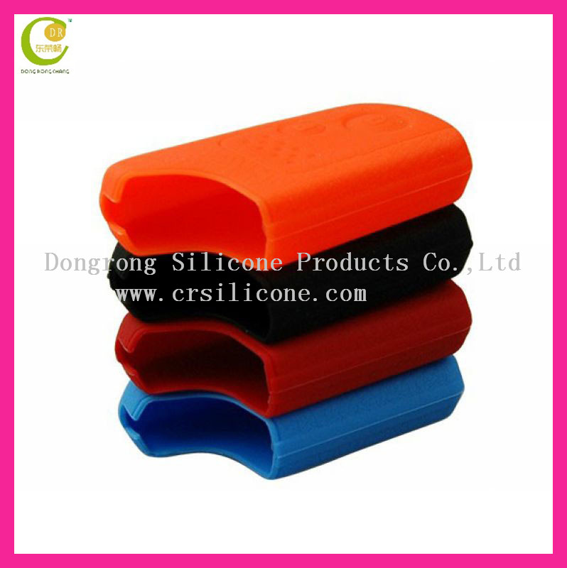 Popular style hot selling impressive fancy decorative dustproof silicone remote key case