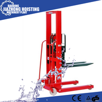 Hydraulic High Lift Pallet Trucks (CTY- 3 T)