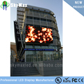 P6 Outdoor full colol led video wall/led video display/led video panel
