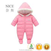 Cheap China Wholesale Cute baby winter Romper clothes