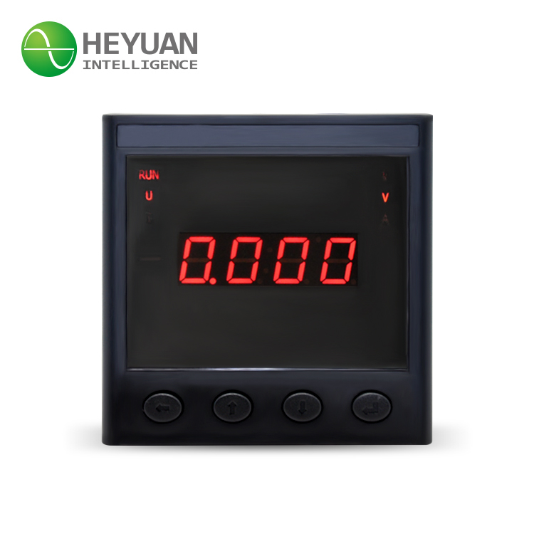 MS1UI7E1 digital led panel multifunction power meter rs485