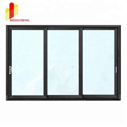 Aluminum Frame Tempered Glass Lift and Slide Doors