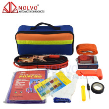 Low Price Auto Emergency Survival First Aid Car Safety Kits Roadside Assistance Bag Tool Kit Set