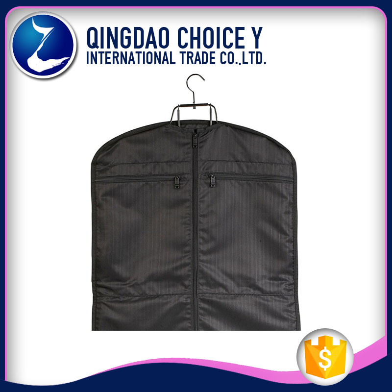 New Style Foldable Garment Bag Men's Suit Cover Storage Case