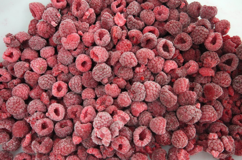 China Wholesale Iqf Raspberry For Export
