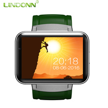 latest waterproof 2.2 inch touch screen android smart watch phone 3g WIFI wrist watch mobile phone