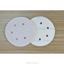 EH66 aluminum oxide paint remove sanding disc hook and loop/self adhesive PS33