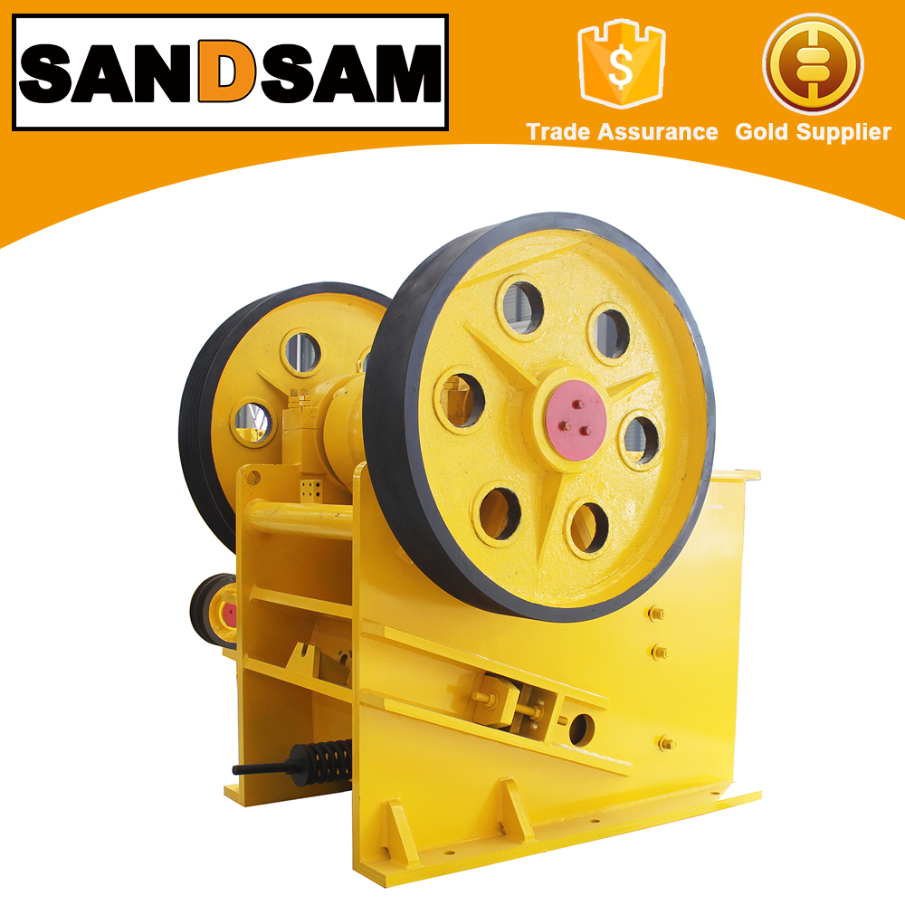 Breaking machine used for copper iron, iron ore Hot Selling