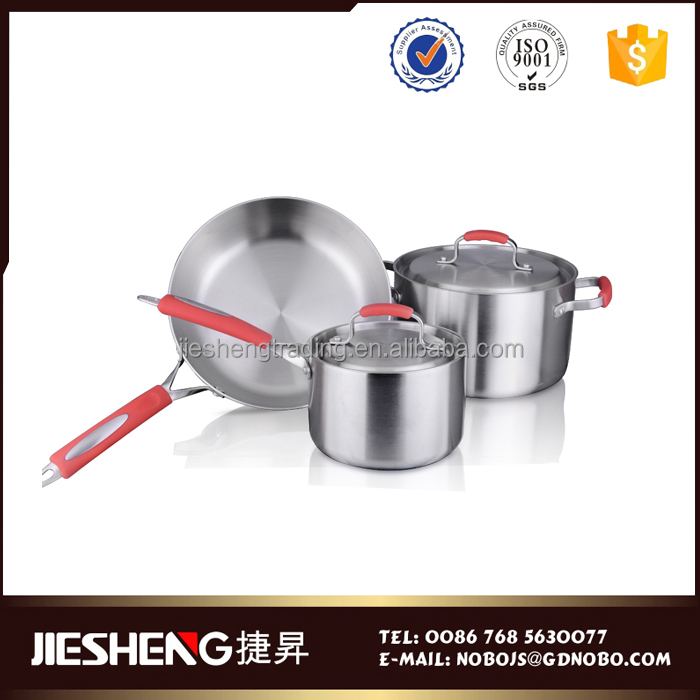 New business cooking pots Chinese hot pot stainless steel pot