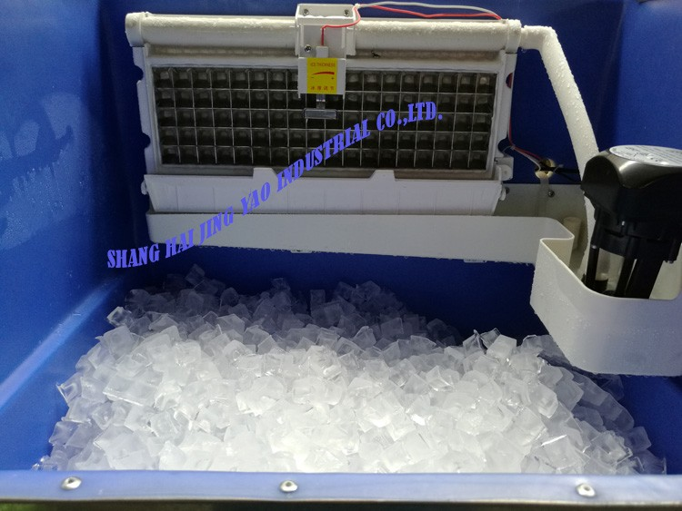 Factory Supplier leading innovation instant ice maker