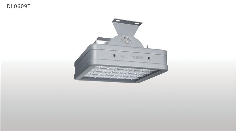 IP65 aluminum alloy housing 80w led wall pack led tunnel light low temperature rise DL0609