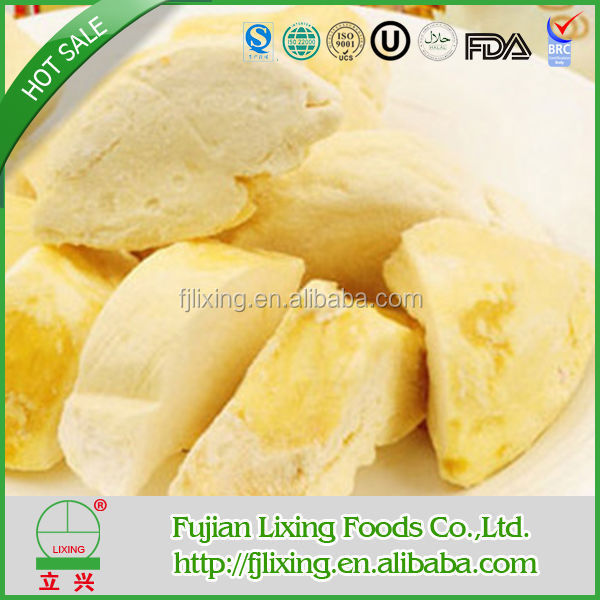 dried fruit healthy durian fruit