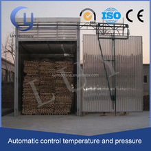 20cubic meter -200 cubic meter payment protection wood drying kiln for sale