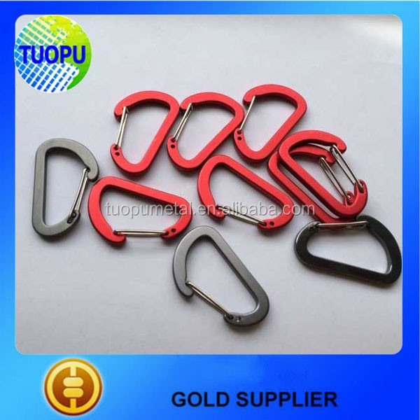 Aluminum Wiregate Carabiner For Sale