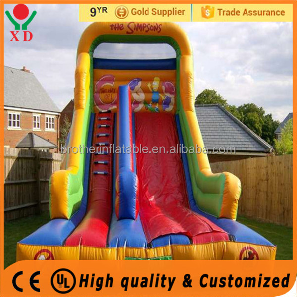 Factory price China Inflatable Toys Giant Slide For Sale China Inflatable Toys
