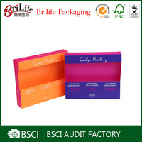 Customize Fancy high quality false eyelash packaging at best price in shanghai
