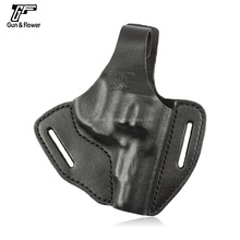Italianleather <span class=keywords><strong>revólver</strong></span> holsters para simth & Wesson 686