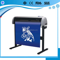 Vicsign Servo motor 12 laser contour cutting plotter cutter MINI 330MM CUTTING WIDTH cutting plotter
