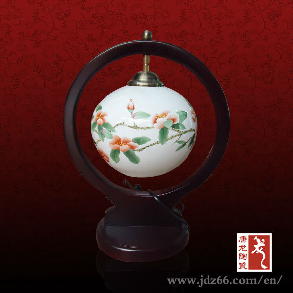 Wonderful Gift Come from Porcelain Capital of China Jingdezhen Table Ceramic Lamp