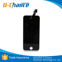 Grade AAA quality lcd touch screen digitizer assembly for iPhone 5c 5s 5