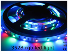 rgb led light 5050 strip high brightness, waterproof/rigid/ free samples