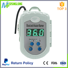 2017 Latest portable highlight LED display blood infusion warmer with cheap price MSLSJ02