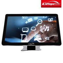 10-point pcap touch 18.5 inch 1366*768 resolution pc all in one with metal frame