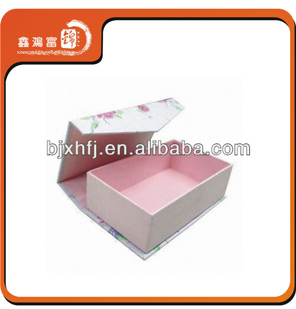 high quality paper custom boxing shoes for sale