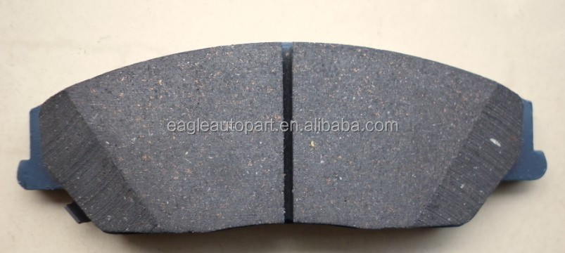 High-q Brake Pads 04465-06090 For Toyota Camry