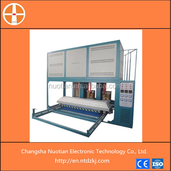 Popular price chamber type vacuum resistance type nitrogen atmosphere furnace
